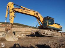 Hyundai R380 LC 9 Robex 380 NLC 9 used track excavator