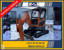 Doosan DX27 Z DX27 Z *ACCIDENTÉ*DAMAGED*UNFALL* mini-escavadora acidentada