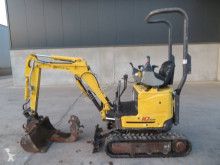 New Holland E10SR mini-excavator second-hand
