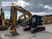 Caterpillar 312EL used track excavator