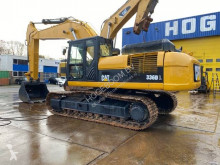 Caterpillar 336DL used track excavator
