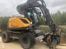 Excavator pe roti Mecalac 714 MW e