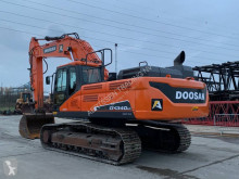 Excavadora Doosan DX 340 LC-5 excavadora de cadenas usada