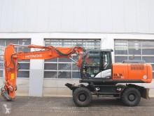 Hitachi ZX220W-5 excavator pe roti second-hand
