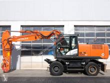 Hitachi ZX220W-5 used wheel excavator