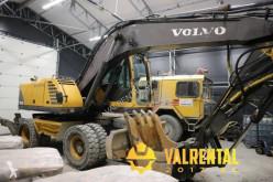 Volvo EW180 B pelle sur pneus occasion