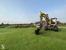 Excavadora Wacker Neuson EW100 excavadora de ruedas usada