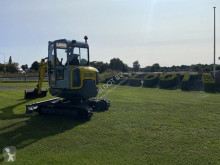 Wacker Neuson EZ38 used mini excavator