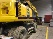 轮胎式挖掘机 小松 PW160-8