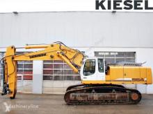 Excavadora Liebherr R964C HDSL excavadora de cadenas usada