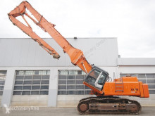 Hitachi ZX520LCD-3 used demolition excavator