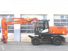 Excavadora Hitachi ZX220W-5 excavadora de ruedas usada