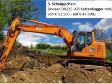 Doosan DX235 LCR Kettenbagger PREISREDUZIERT koparka gąsienicowa używana