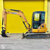 Case mini excavator CX55B