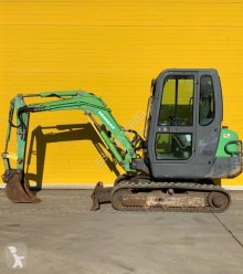Mini-graafmachine Yanmar B 25 V