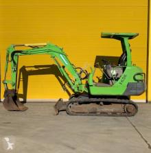 Yanmar B 25 V mini-excavator second-hand