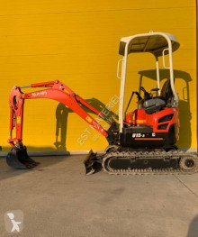 Kubota U15-3 used mini excavator