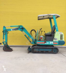 Kubota KH31 mini-excavator second-hand