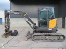 Excavadora Volvo ECR 50 D miniexcavadora usada