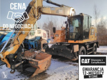 Caterpillar GC escavadora de rodas usada