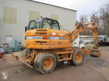 Case WX125 used wheel excavator
