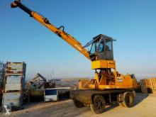 Excavadora excavadora de ruedas