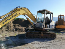Komatsu PC60 mini-excavator second-hand