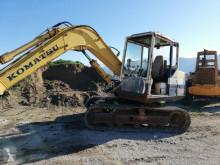 Komatsu PC60 excavator used