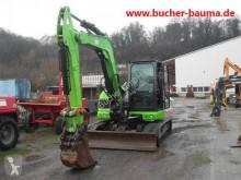 Excavadora Eurocomach ES 850 excavadora de cadenas usada