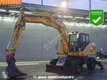 Escavadora de rodas Komatsu PW160