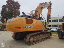 Case CX350D used track excavator