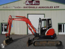 Kubota KX161-3 mini-excavator second-hand