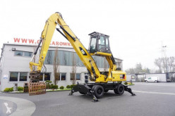 Pelle de manutention Caterpillar M322D MH 22t , material handler , 9k mth , rotator , grapple