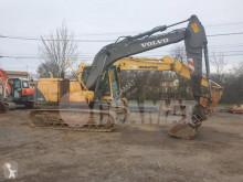 Excavadora Volvo EC140 BLC EC 140 BLC excavadora de cadenas usada