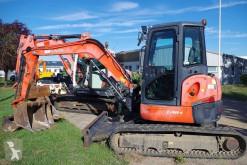 Kubota KX080-3 Pelle à chenilles 8 tonnes excavadora de cadenas usada