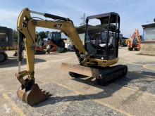 Caterpillar 302.7DCR used mini excavator