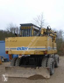 Eder M815 excavator used