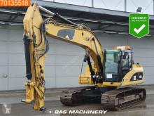 Caterpillar 323 D L Roto Tilt - From first owner excavator pe şenile second-hand