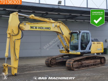 New Holland E 245 excavator pe şenile second-hand