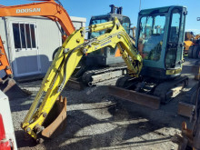 Yanmar VIO33 mini-excavator second-hand