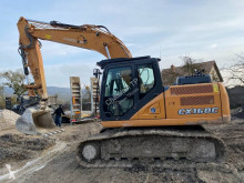 Case CX160C excavator pe şenile second-hand