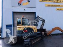Volvo ECR88 Plus used track excavator