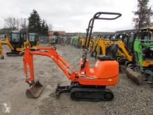 JCB 8008 CTS mini-excavator second-hand