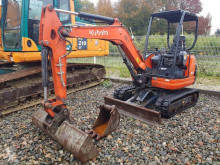 Kubota KX71-3 mini-excavator second-hand