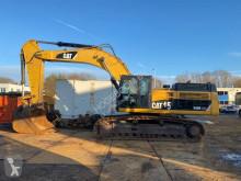 Excavadora Caterpillar 345 DLME excavadora de cadenas usada