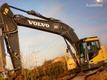 Volvo ECR 235CL(11029) used track excavator