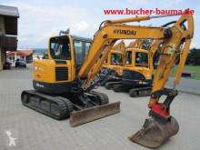 Excavadora Hyundai R60CR-9A excavadora de cadenas usada