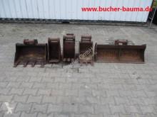 Excavadora miniexcavadora Terex Schaeff Löffelpaket HR12