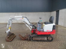 Takeuchi TB108 mini pelle occasion
