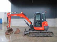 Kubota U 55-4 mini-excavator second-hand